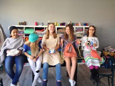Ferien Nähkurs für Kinder