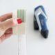 Upcycling Idee: Spanschachteln schablonieren