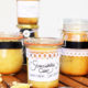 Stracciatella-Kuchen im Glas