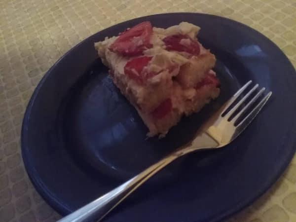 Erdbeer- Waldmeister- Tiramisu
