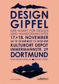 Design Gipfel- Der Markt für Design und Handgemachtes in Dortmund