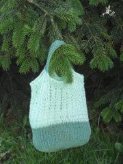 Einkaufsnetz oder Strickbeutel selbst stricken