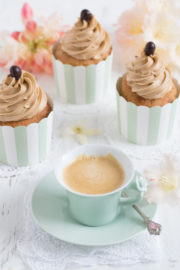 """Espresso Cupcakes!"""