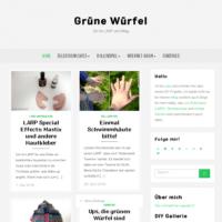 Grüne Würfel - DIY für LARP und Alltag