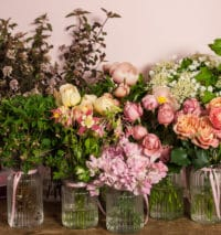Vintage & Flowers Ausstellung und Verkauf
