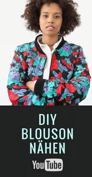 Blouson nähen