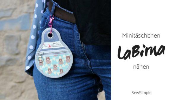 FreeBook: Minitäschchen LaBirna nähen
