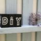 Alles Palette: Ein outdoor-letter-board