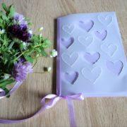 DIY Zarte Grusskarte zum Muttertag