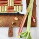 Rhabarber, my LOVE! Easypeasy Rezept für den fluffigsten Rhabarber-Vanille-Blechkuchen