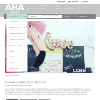AHA effect - Do It Yourself - Onlineshop & lokaler Laden