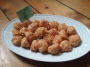 Resteküche: Reis- Käse- Bällchen