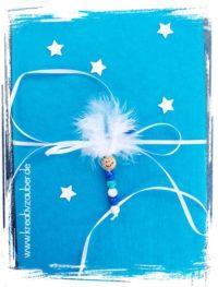 Geschenkverpackung & Bücherwurm