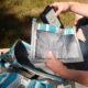 Rucksack -  Strandtasche – Badetasche selber nähen mit kostenlosem Schnittmuster