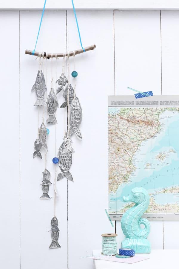 Mit den Fischen abhängen ...