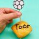 Fußball Muffins selber machen