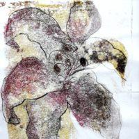 Monotypie - Zeichnerisch gedruckt Bremen/Oldenburg