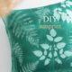 Sunprint – Wie du mithilfe der Sonne ganz einfach tolle Muster auf Stoff druckst