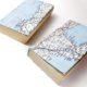 Landkarten ums Urlaubsbuch