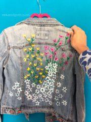 DIY // Malen auf Jeans
