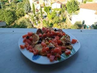 Zucchiniblüten- Antipasti
