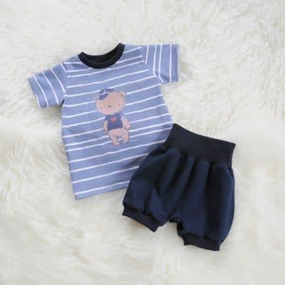 Babyset Käpt'n Seebär - Größe 86