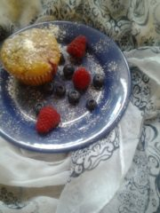 Summer Berry Love (Muffins)