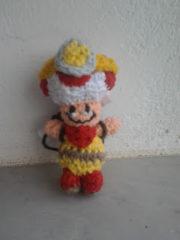 Captain Toad- ähnliche Figur