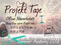 Projekt Offene Werkstatt Sa 10-16 & So 11-15 Uhr