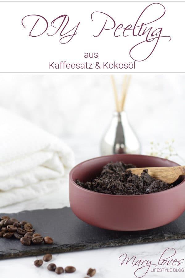 DIY Kaffee-Kokos-Körperpeeling – Natürliche Pflege für seidig weiche Haut