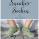 Sneaker-Socken Strickanleitung