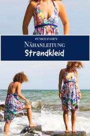 Strandkleid nähen inkl. Anleitung