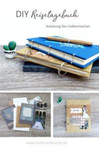Dein DIY Reisetagebuch