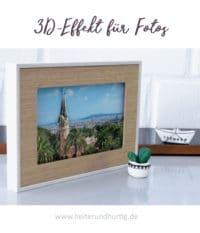 So werden Urlaubsfotos zu 3D-Bildern