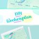 DIY WOCHENPLAN MEERJUNGFRAU / FREE PRINTABLE ZUM AUSDRUCKEN