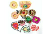 Embroidered Patches Workshop