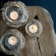 Loch an Loch und hält doch…Makramee-Windlichter