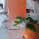 Pink Grapefruit Soda – Frische Grapefruit Limonade