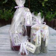 Eingemachtes schön verpacken - Schöne Etiketten für Eingemachtes selber basteln