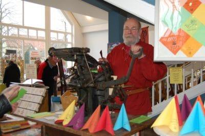 Hobby-, Künstler- und Ideenmarkt in Oberkotzau
