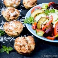 Räucherlachs-Muffins - besonders würzig und schnell gemacht [Birgit D]