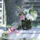 Blumendeko mit Spätsommer-Charme