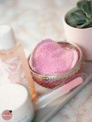 Waschbare Kosmetikpads nähen