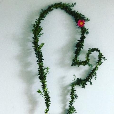 Ein kaktuskreativer Teeniegeburtstag