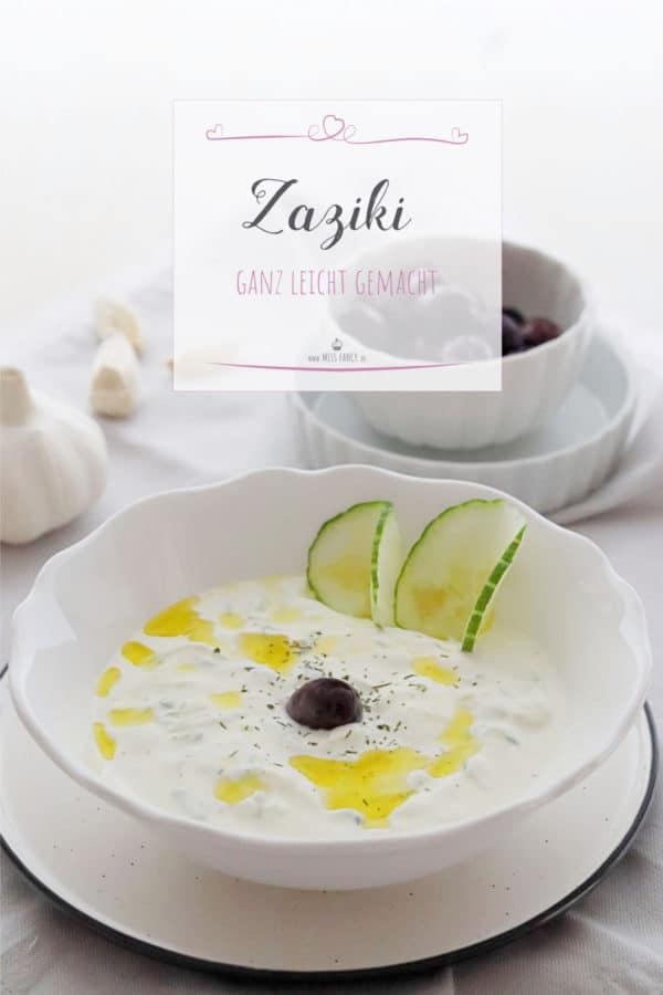Zaziki – einfach und lecker!