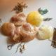 Muschel Ohrringe selber basteln