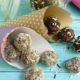 Hyggelige Schoko-Hafer-Bällchen (Chokladbollar)