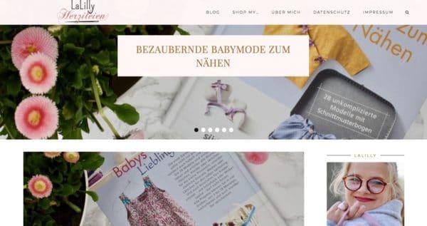 LaLilly Herzileien - Ein Blog über DIY-Fashion, Nähen und Do it Yourself