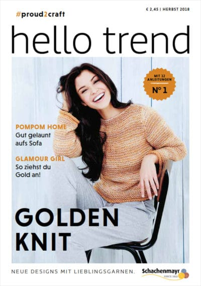 Hello Trend - Strickmagazin