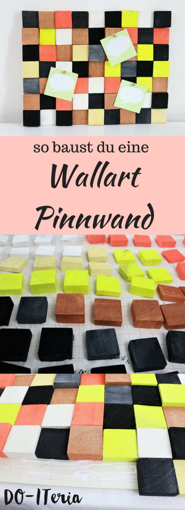 DIY Wallart Pinnwand